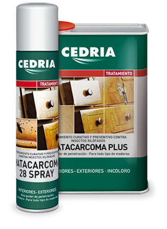 CEDRIA WOODWORM KILLER PLUS